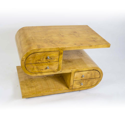 01254-Double-Sided-Art-Deco-Style-Cabinet-Side-Table-1