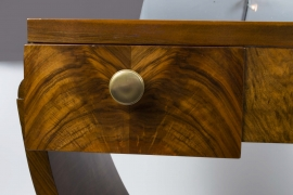 06551-Antique-French-Art-Deco-Walnut-Dressing-Table-c.1925-6