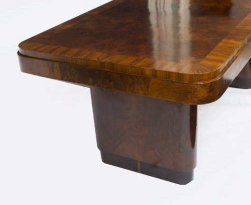 06769a-Antique-Art-Deco-Walnut-Rosewood-Dining-Table-6-Chairs-13