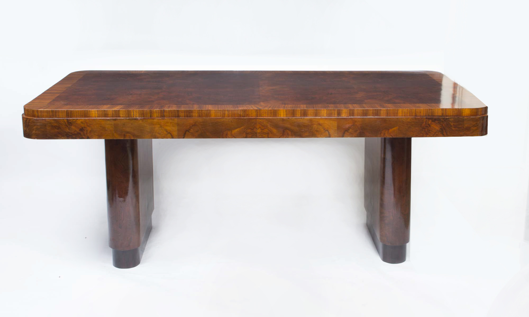 Rosewood Dining Table Art Deco Dining Table Six Chairs Circa 1920 Art Deco