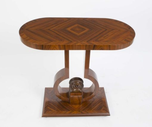 02937-Elegant-Art-Deco-Style-Rosewood-Console-Side-Table-2