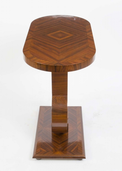 02937-Elegant-Art-Deco-Style-Rosewood-Console-Side-Table-3