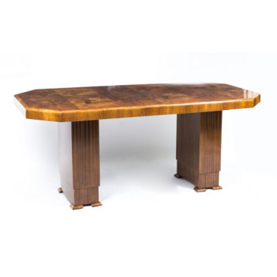 06906a-Antique-Art-Deco-Dining-Table-Burr-Walnut-c.1930-1