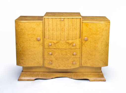 07626b-Antique-Art-Deco-Birdseye-Maple-Cocktail-Sideboard-c.1930-2