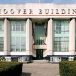 'The Art Deco splendour of the Hoover factory'