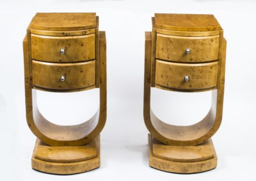 01700-Pair-Art-Deco-Style-Birdseye-Maple-Bedside-Cabinets-2